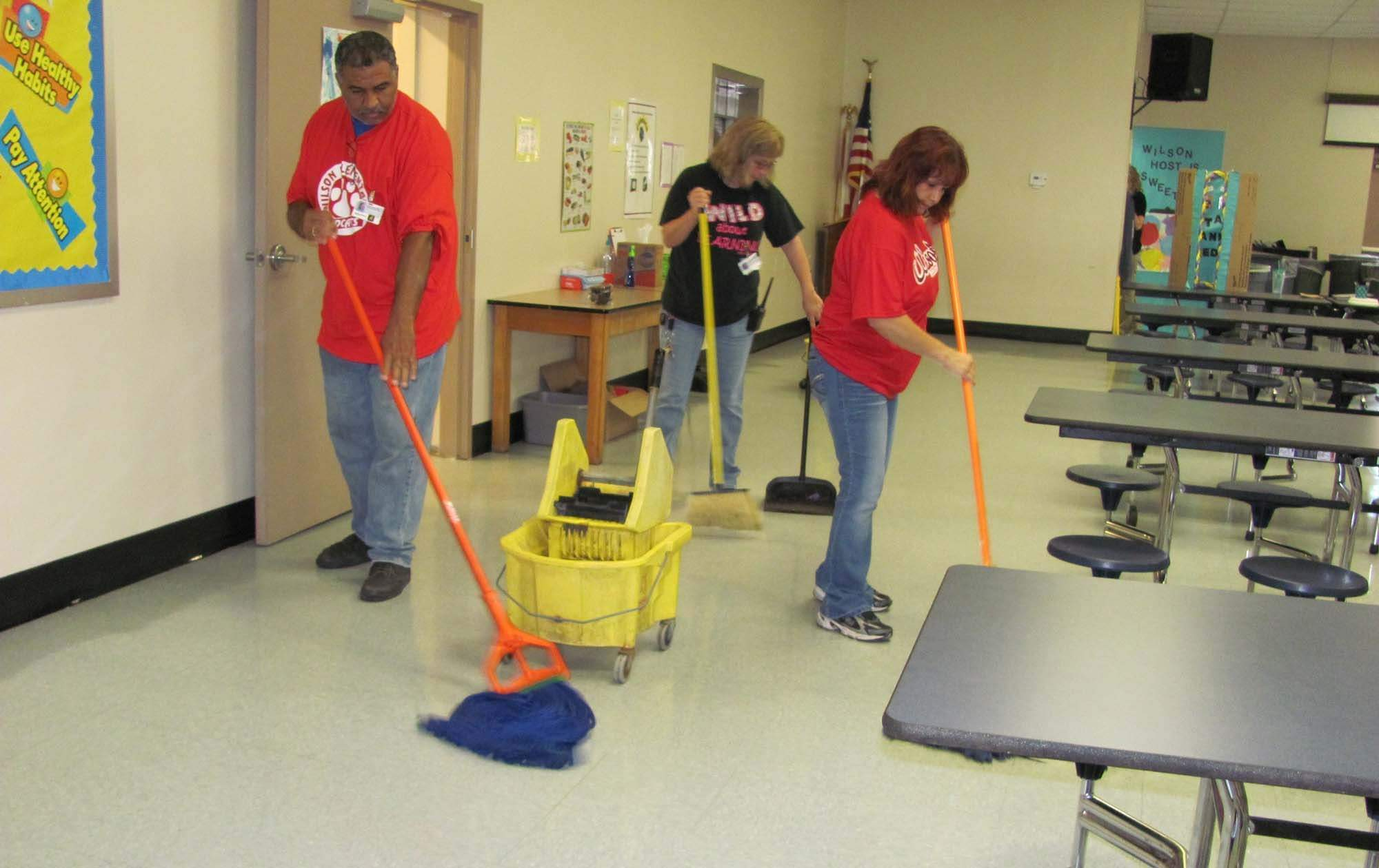 Protection Crucial for Custodians » New Jersey Education ...