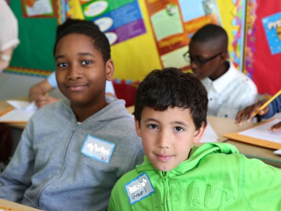 New Jersey Is Among the Best in the Nation for 4th Grade in Math Among African-American and Hispanic Students