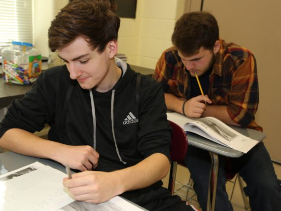 More High School Students Scoring High Enough to Earn College Credit on AP Exams
