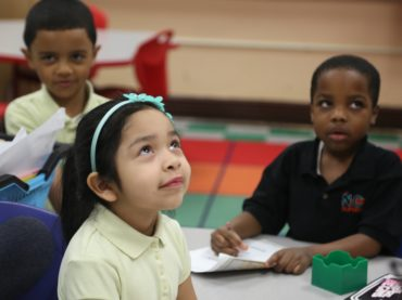 Leading the Nation in the Number of Children Attending Preschool