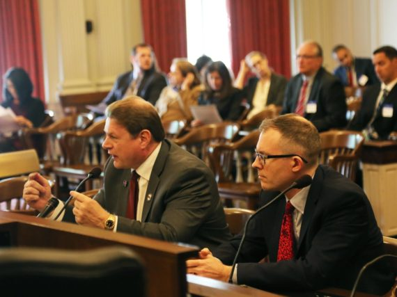 Steinhauer testifies on ESSA