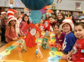 Send us photos from your Read Across America Celebration