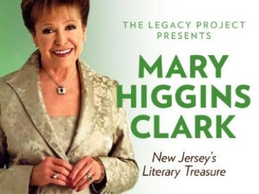 Mary Higgins Clark – New Jersey's Literary Treasure!
