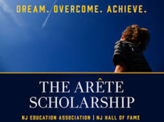 New Jersey Hall Of Fame Names Arête Scholarship Winners