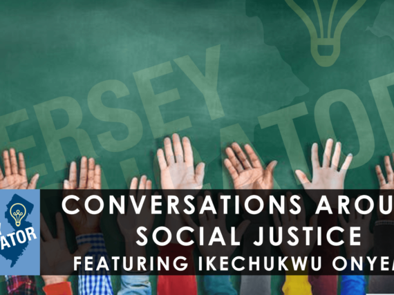 Conversations around social justice featuring Ikechukwu Onyema