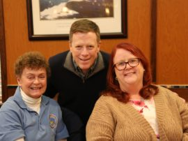 Atlantic, Cape May, Cumberland members attend Murphy Town Hall