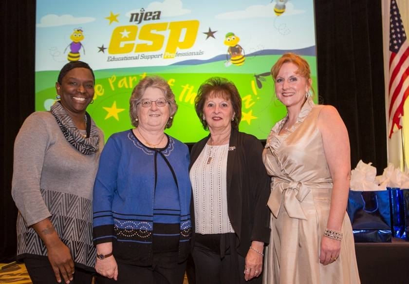 ESP members who are or have been county presidents: Lisa Palin, Kathleen Howley, Lois Yukna, and Stacy Yanko.