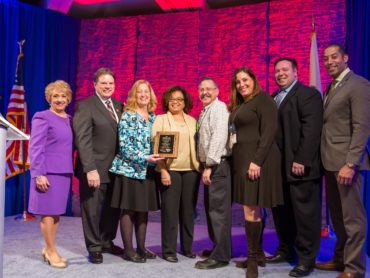 LATs, PAC fundraising excellence honored at NJEA Legislative Conference