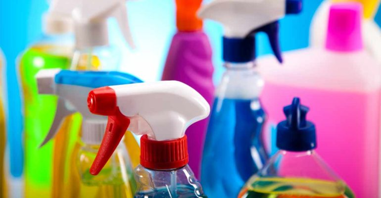 Toxic Chemicals not needed for cleaning