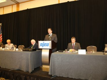 Change is constant—and so is the dedication of NJEA members to their students