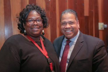 Trenton EA talks institutional racism solutions with community, national partners