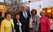 NJREA hosts town hall meeting with Ambassador Phil Murphy in Paterson