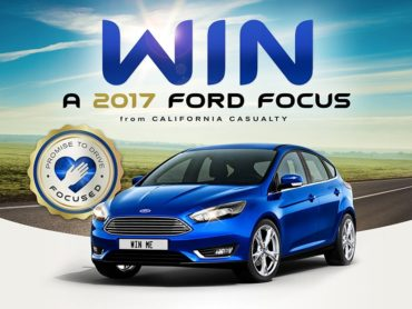 Win a Ford Focus