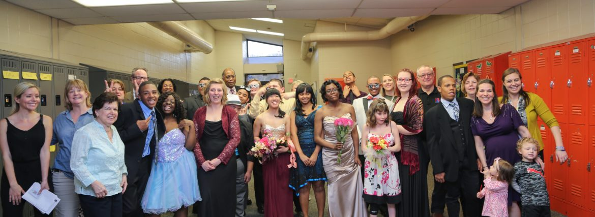 Pride-supported prom fashion show puts Burlington County Special Services students in the spotlight