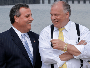 NJEA calls out Sweeney-Christie shutdown scheme