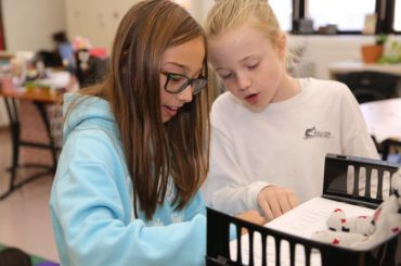 Learner Active Technology Infused classroom approach enhances student choice