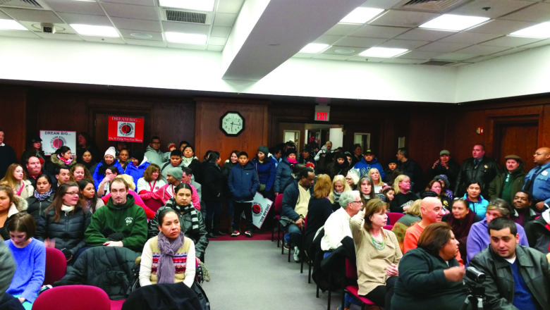 Red Bank Borough pulls together to push back charter expansion