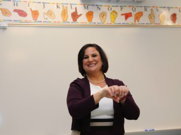 New Jersey State Teacher of the Year named a finalist for National Teacher of the Year