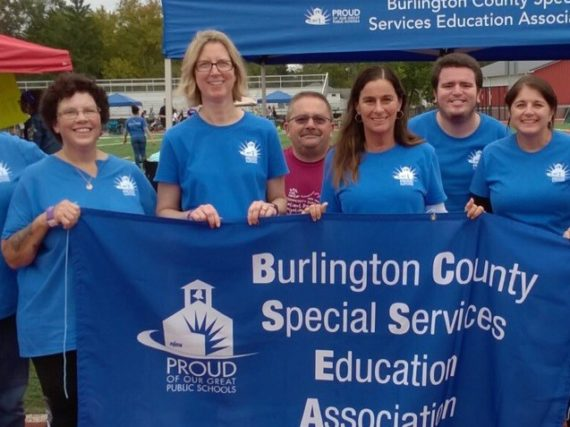 Burlington County Special Services Education Association