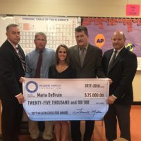 Brick Township EA member Maria DeBruin earns Milken Educator Award