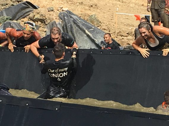 New Year's Resolution #1: Get Dirty with Team NJEA Tough Mudder 2018