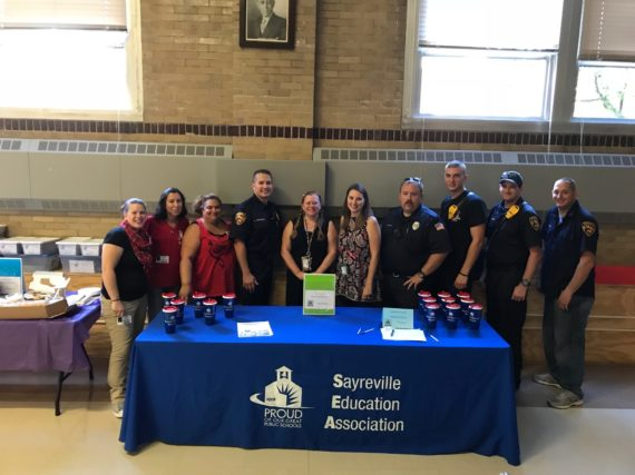 Sayreville Education Association