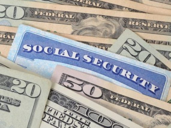 Social Security to increase