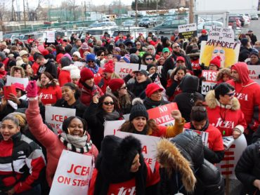 Jersey City EA announces tentative agreement