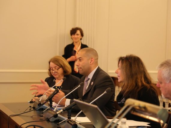 NJEA testimony before Joint Committee commends Community Schools