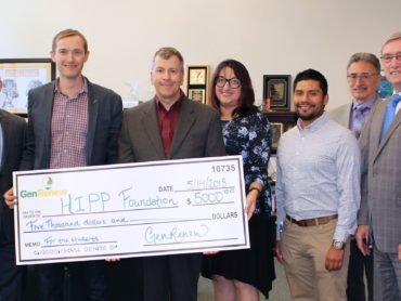 GenRenew makes $5K contribution to NJEA Hipp Foundation