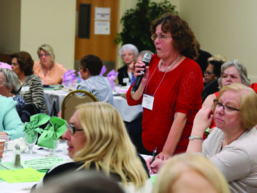 Advocacy blossoms at spring meeting