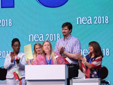 Driving change at the NEA-RA
