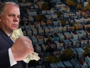 Sweeney chooses millionaires over the middle class, again