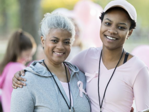 "Join Team NJEA for the ""More than Pink"" Walk"