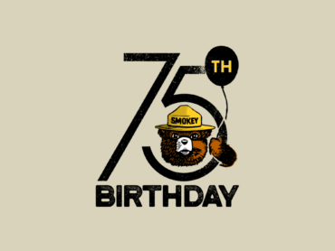 Enter Smokey Bear's 75th Birthday Calendar Contest