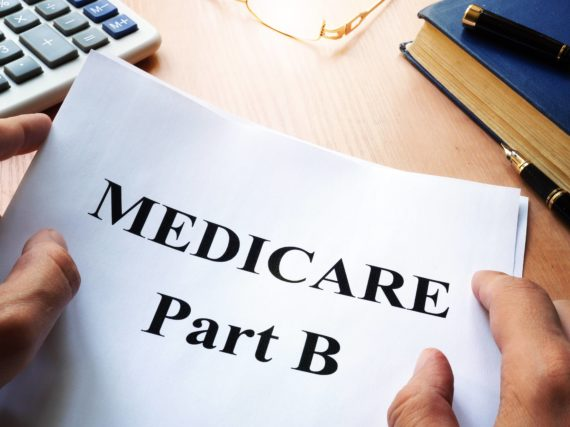 Medicare Part B premiums