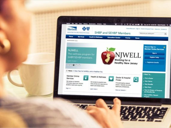 Retirees can now participate in NJWELL