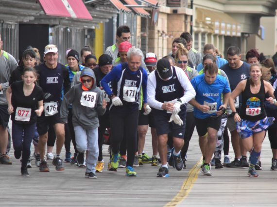NJEA Convention 5K Boardwalk Run and Fun Walk results