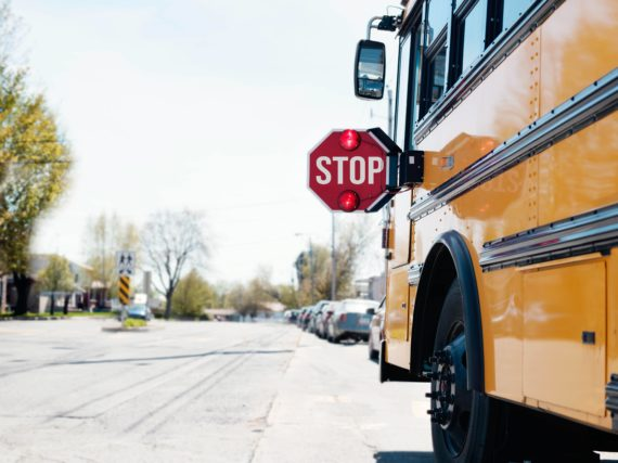 Avoiding bus idling