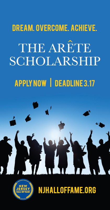 Njhof Accepting Arete Scholarship Applications For Class Of 2019