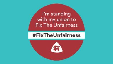 NJEA Lobby Days to Fix the Unfairness