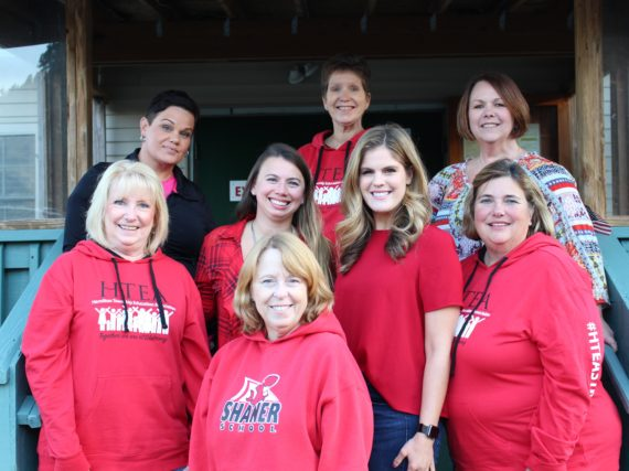 Caring for students and staff  in Hamilton Township