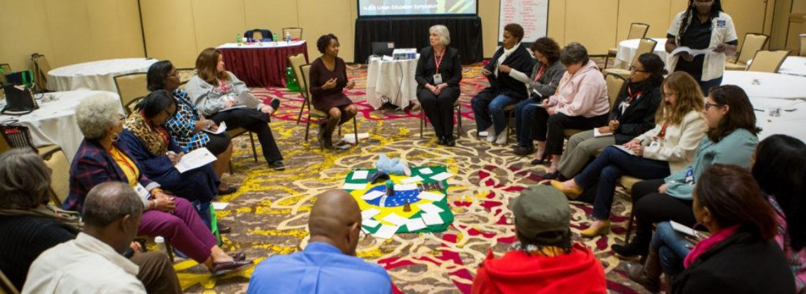 Education groups share vision statement