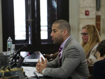 NJEA testifies on the importance of teacher diversity