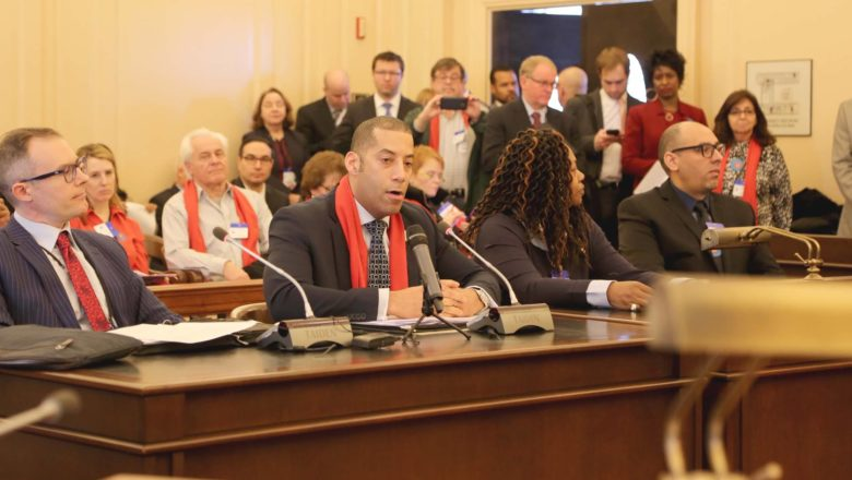 ESP Job Justice bills clear Assembly committee