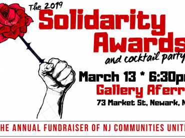 NJEA to be honored at Solidarity Awards