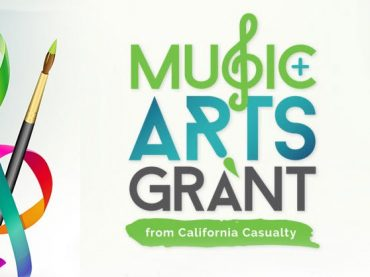 California Casualty Music and Art Grant
