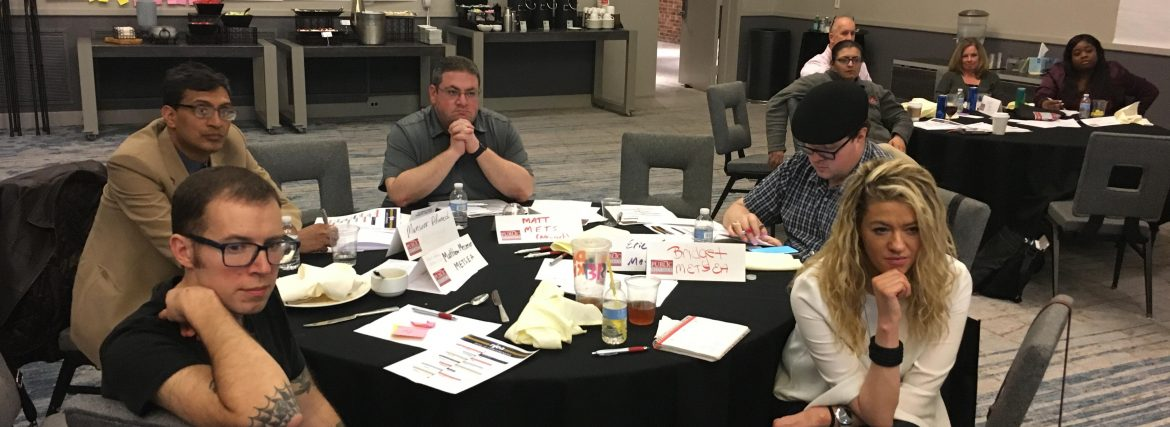 NJEA Public Charter Members Work Group holds third annual boot camp