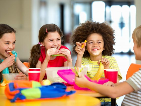 New fund supports after school, summer meals expansion