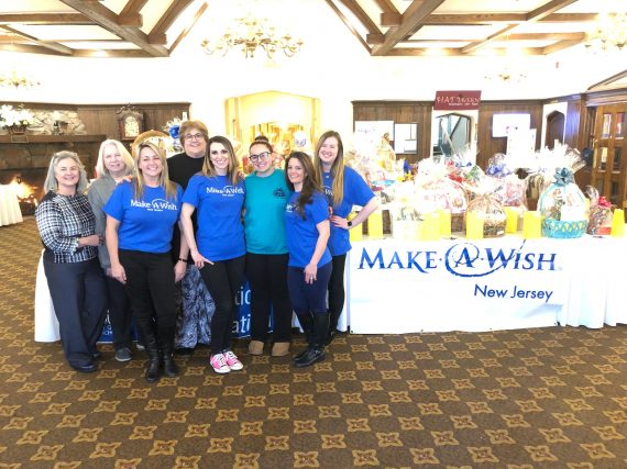 Millburn EA members make wishes come true